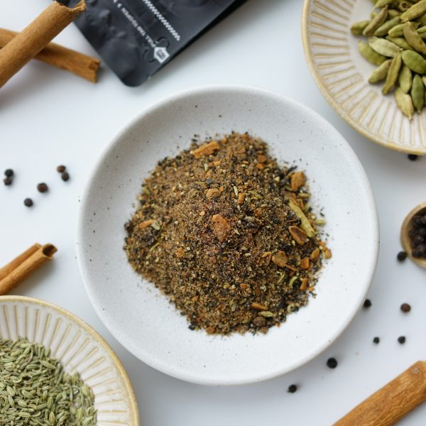 All-Natural Spicy Chai 160g