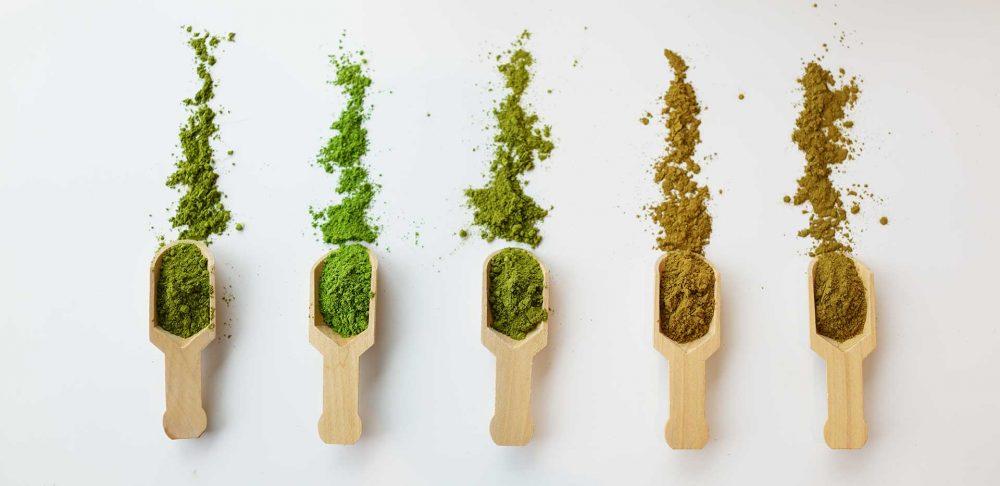 Stonemilled Tea Powder