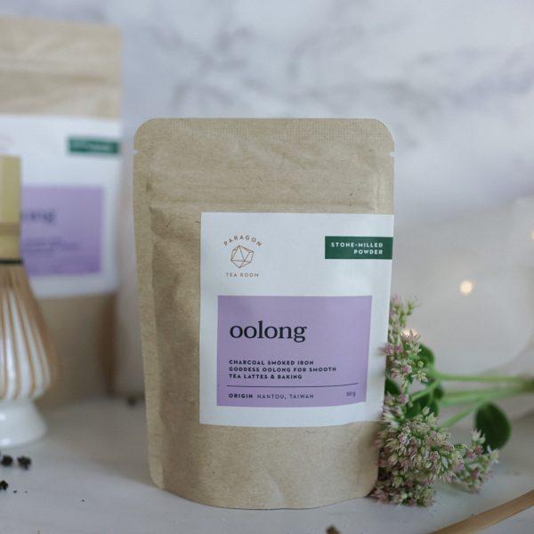 Roasted Oolong Powder